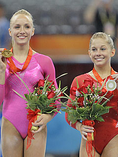 Nastia Liukin: 'Gymnasts Don't Get to Eat 12,000 Calories'