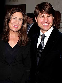 Tom Cruise's Partner Leaves Movie Studio