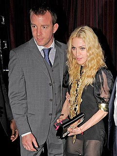It's Official: Madonna & Guy Ritchie Are Divorcing