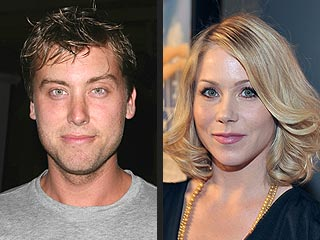 Lance Bass: Christina Applegate 'Fully Recovering'