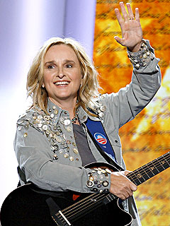 Melissa Etheridge Backs Cancer Foundation