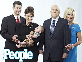 John McCain & Sarah Palin on Shattering the Glass Ceiling