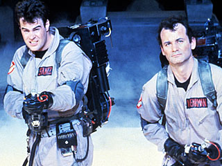 Ghostbusters Bill Murray and Dan Aykroyd Back on Call