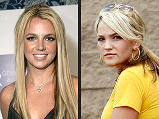 Britney and Jamie Lynn's Family Reunion
