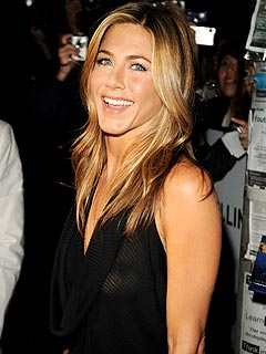 Jennifer Aniston Flipped Out by Gray Hair