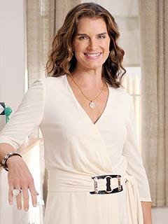 Brooke Shields Finally Focusing on Her Body