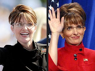 How Tina Fey Got into Sarah Palin's Hair