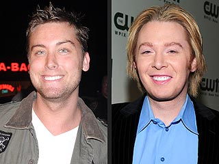 Lance Bass: 'I'm Happy' for Clay Aiken