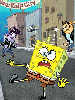 PHOTO: Ray Liotta Plays SpongeBob Villain
