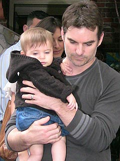 Jeff Gordon Celebrates Daughter's First Birthday