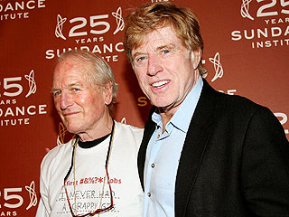 Robert Redford &#39;Beyond Words&#39; over Newmans Death