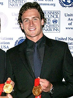 Olympic Hottie Ryan Lochte: Swimming Single