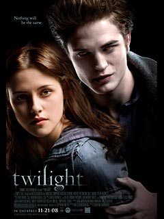 Twilight Film Poster Hits the Web