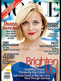Reese Witherspoon: I'm 'Lucky' in Love with Jake