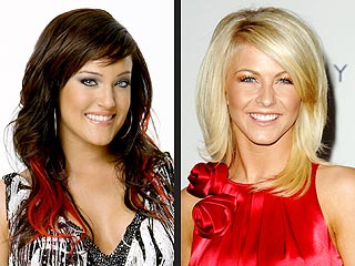 Lacey Schwimmer Diagnosed with Same Illness as JulianneHough