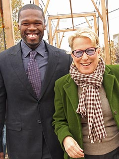 50 Cent Collaborates with Bette Midler