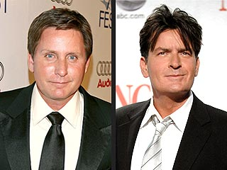 Emilio Estevez Joins Brother Charlie Sheen on TV