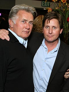 Martin Sheen: Charlie Sheen 'Emotionally' a Child