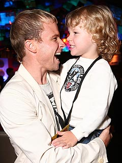 Backstreet Boy Brian Littrell's Son Diagnosed with Artery Disease