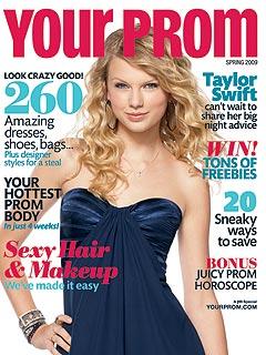 Taylor Swift Spills Her Celebrity Crush