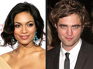 Rosario Dawson Ditching Dad for Twilight Series This Christmas