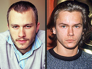 Heath Ledger Not Another River Phoenix, Says Director