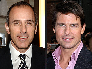 Tom Cruise Gets Comedic Revenge on Matt Lauer at Roast