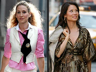Cashmere Mafia: Is Lucy Liu the New Carrie Bradshaw?