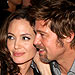 Kisses & Cocktails: Backstage at Critics&#39; Choice | Angelina Jolie, Brad Pitt