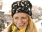 It's Snowtime: Fun, Flurries & Film at Sundance! | Mischa Barton
