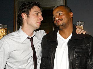 Scrubs Costar To Miss Bromance with Zach Braff