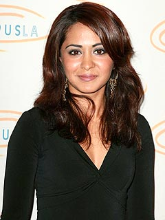 It's a Boy for Parminder Nagra!