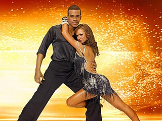 Mario Takes Early Lead as Men Kick Off DWTSCompetition