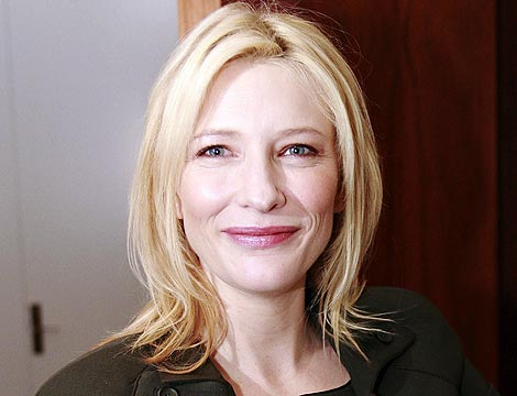Cate Blanchett Debuts Newborn Son