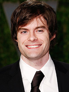 Saturday Night Live's Bill Hader to Be a Dad!