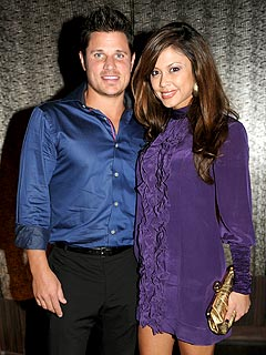 Vanessa Minnillo, Nick Lachey Not Getting Married Over New Year's