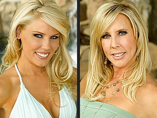 Real Housewives of O.C.: Vicki & Gretchen Talk Money and Mortality
