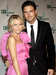 Julianne Hough to Dish Tough Dancing Love to Chuck Wicks