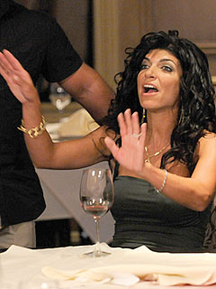 Real Housewives of NJ: The Dinner PartyRemixed!