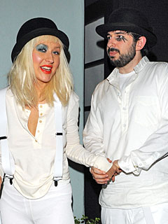 Inside Christina Aguilera's 28th Birthday Bash