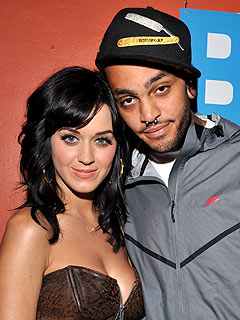 Katy Perry & Travis McCoy Break Up