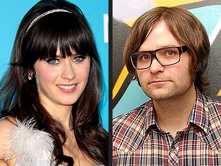 Zooey Deschanel Gets Married