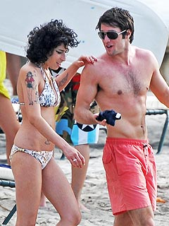 Meet the Rugby Hunk Vacationing with Amy Winehouse