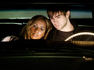 FIRST LOOK: Chace Crawford in Leona Lewis's New Video!