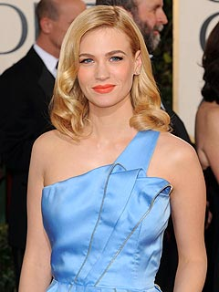 Cops: January Jones Accident Was Not a Hit and Run