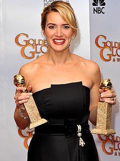 Kate Winslet, Slumdog Millionaire Win Big at Globes