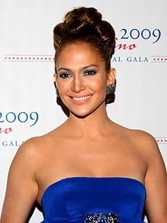 Jennifer Lopez Starstruck by Barack Obama