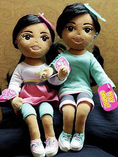 White House Blasts Makers of Sasha and Malia Dolls