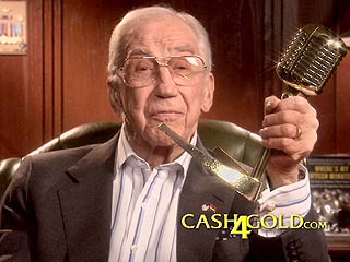 Ed McMahon Cashing In With Super Bowl Ad