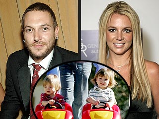 How Britney and Kevin Will Share Custody on Tour